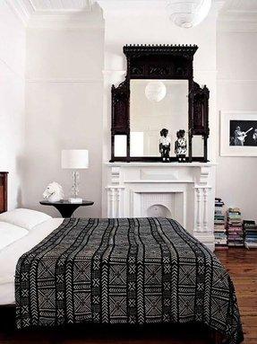 Black And White Stripe Bedding Foter