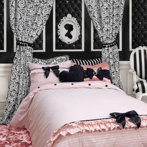 Black And White Stripe Bedding Ideas On Foter