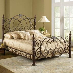 Iron Bed Headboard Ideas On Foter