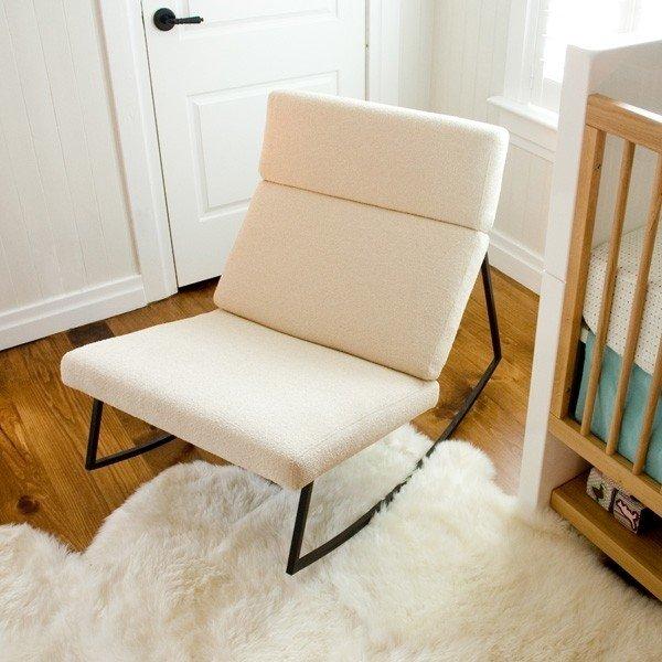 Modern childrens rocking chair modern rocking chair modern nursery & Modern Rocking Chair Nursery - Foter