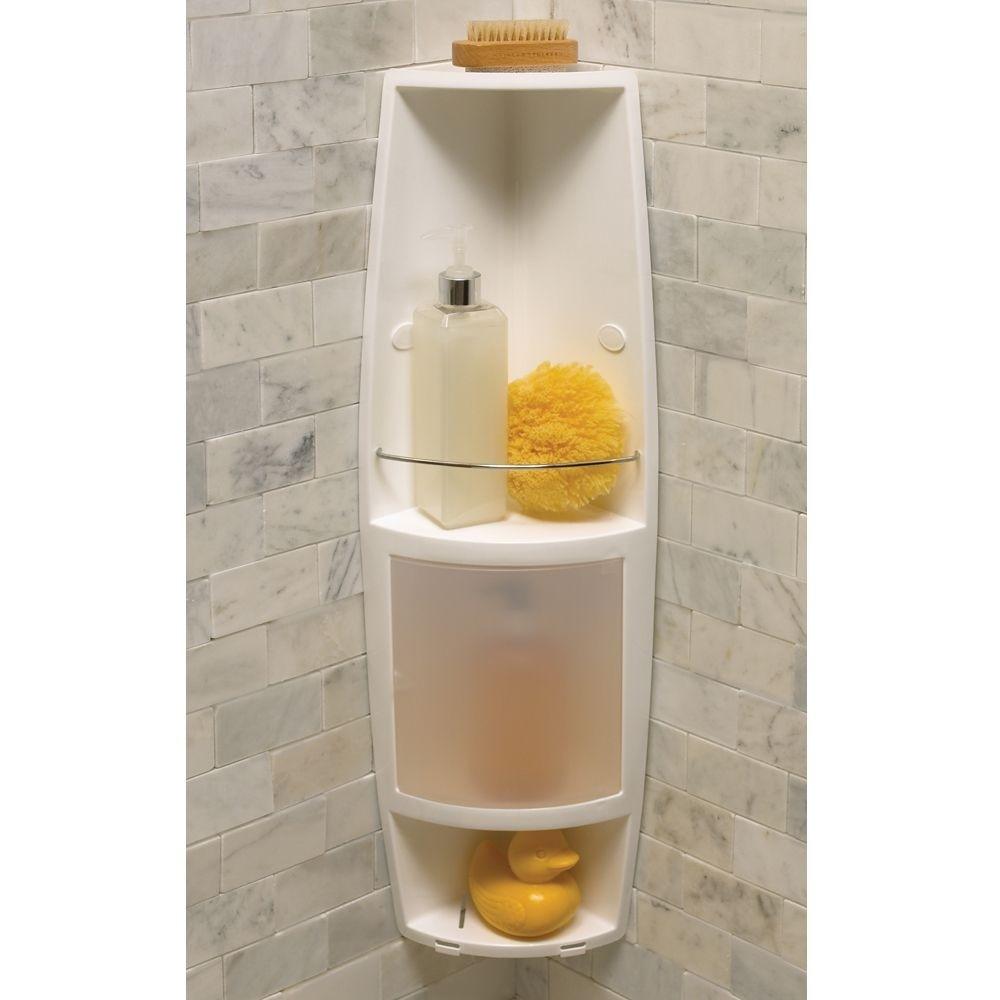 Plastic Corner Shower Caddy - Foter