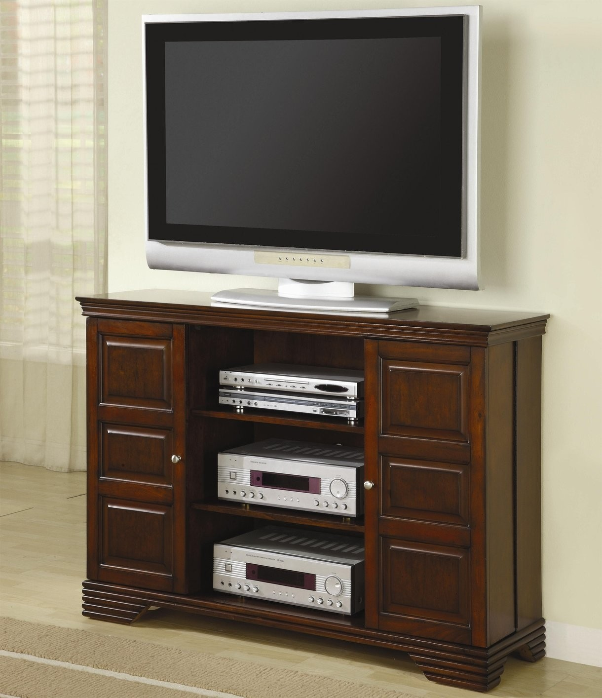 Charmant Tall Narrow Tv Stand