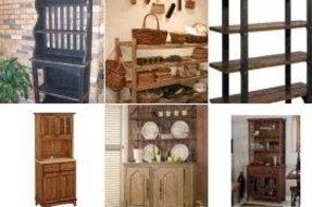 Wooden Bakers Rack Ideas On Foter