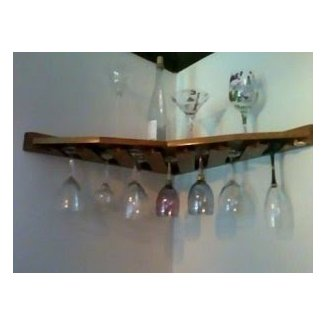 Bar glass holders