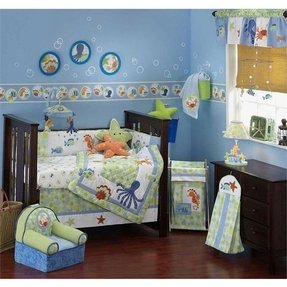 Beach themed bedding sets 4
