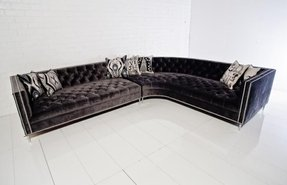 Curved Sectional Couches Foter
