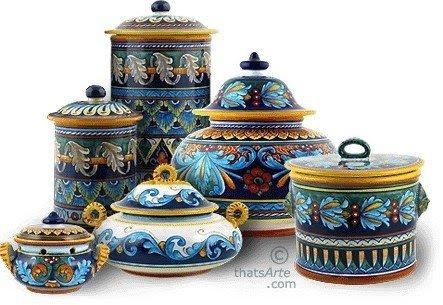 Merveilleux Elegant Kitchen Canister Sets