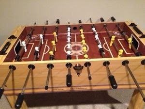 Highland Games Foosball Table Review