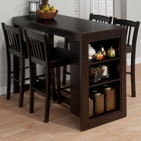 Bar Style Table And Chairs Pub Style Table Sets Kitchen Bar ...