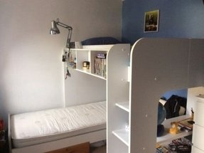 L shaped bunk bed 31