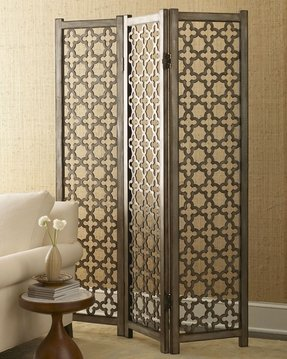 Mirrored room dividers 7