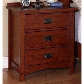 Mission nightstands 4