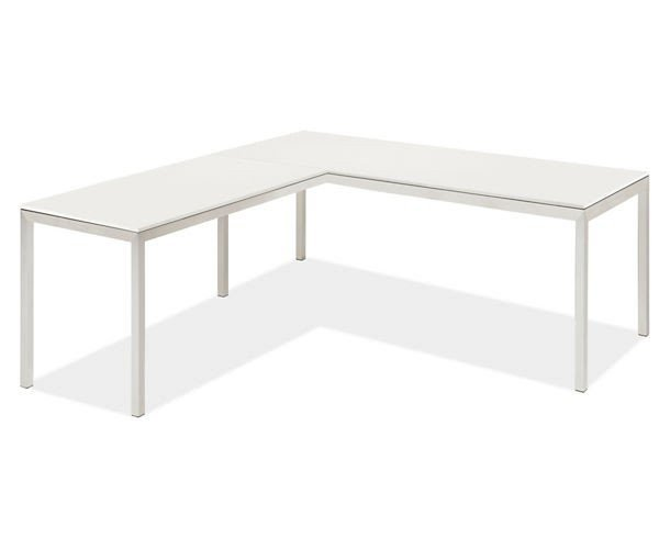 Incroyable Modern L Shape Desk 35