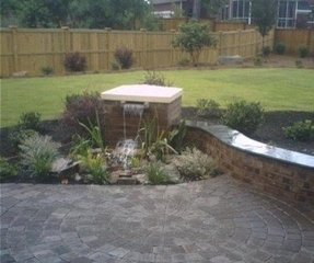 Residential fountains make the perfect addition to your landscape