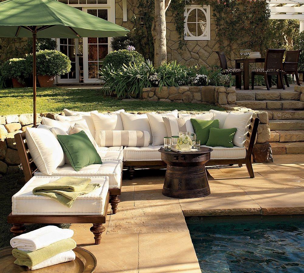 Rustic Teak Outdoor Furniture 2