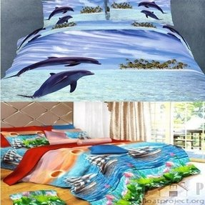 Sea themed bedding sets