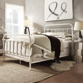 073b43878dfc50 Wrought Iron King Size Headboards - Ideas on Foter