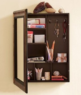 Wall mount medicine cabinets 15