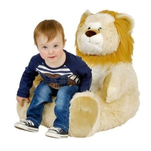 21 inch armchair lion childrens bedroom baby toddler chair zoo  sc 1 st  Foter & Toddlers Armchairs - Foter