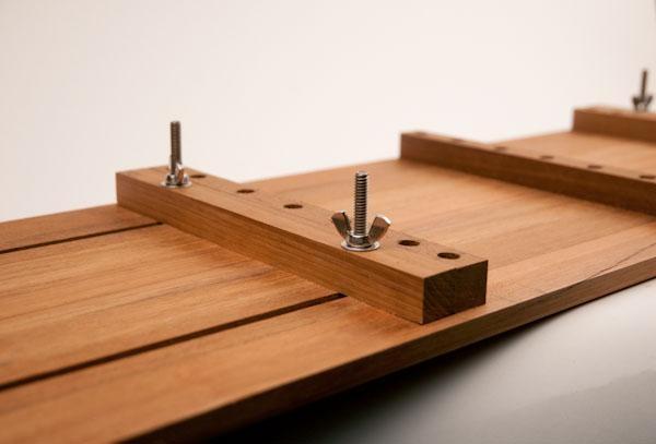 Adjustable Bathtub Tray - Restaurant Interior Design Drawing •