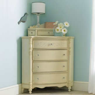 Ava Corner Chest Traditional Dressers Chests And Bedroom Armoires