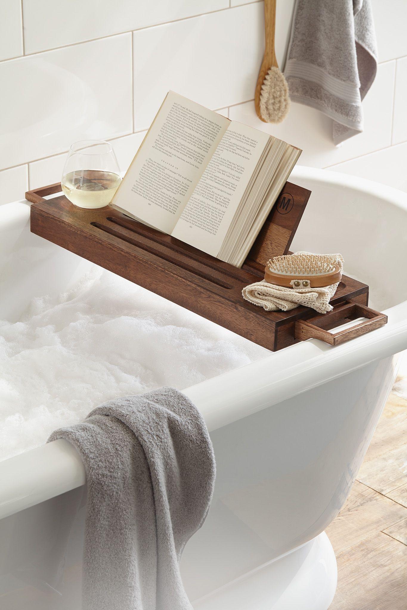 Bath Tray Wood