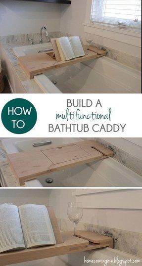 Bathtub Caddy - Foter