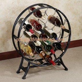 Metal Floor Standing Wine Racks Ideas On Foter