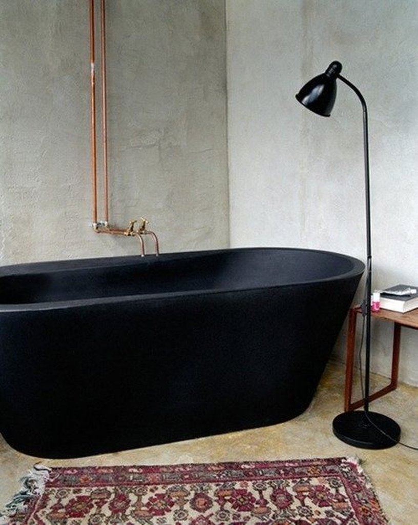 Delicieux Black Bathtub 14