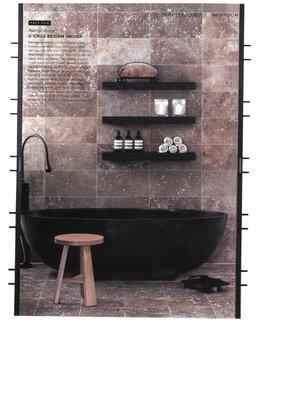 Black Bathtub Foter
