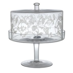 Buy brissi liberty cake stand and dome online at