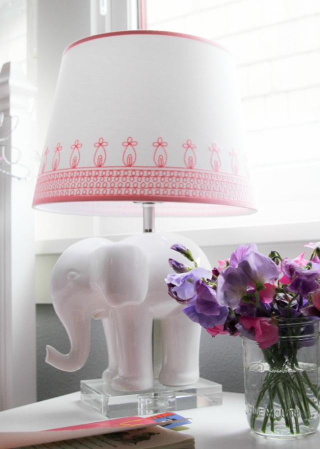 Ceramic Nursery Lamps
