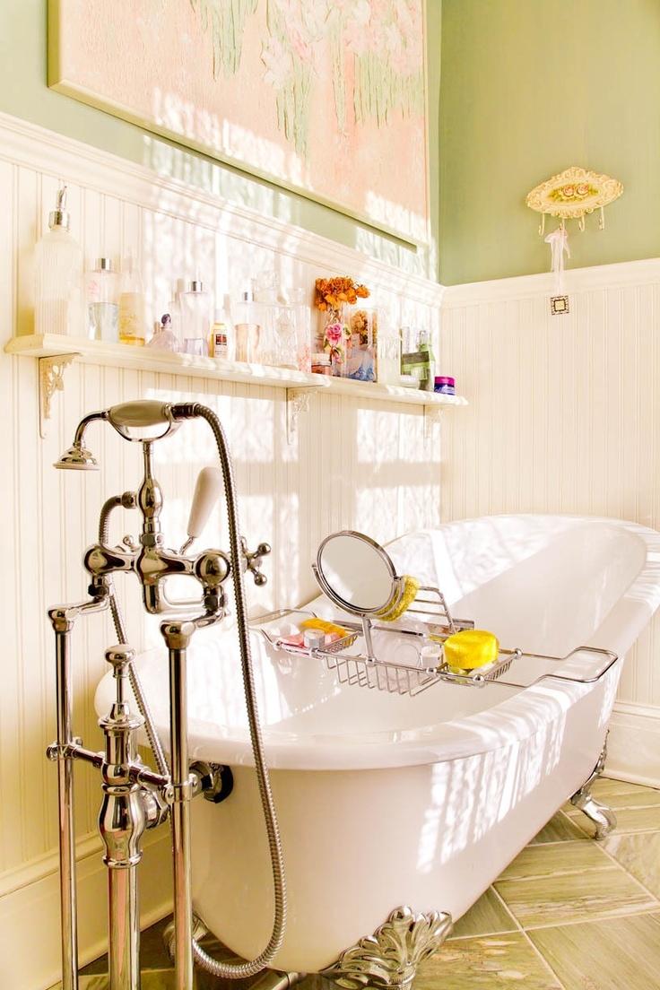 Clawfoot Bathtub Accessories