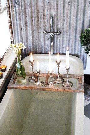 Clawfoot Bathtub Caddy - Foter