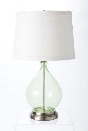 illuminated uk size lamp white table cordless ivory shade of medium weave with lamps