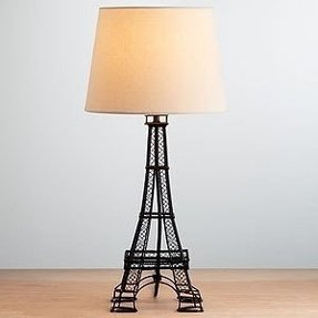 Eiffel tower lamps foter eiffel tower floor lamp base aloadofball Images