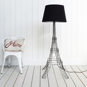 Eiffel tower lamps foter eiffel tower lamp base 1 aloadofball Choice Image