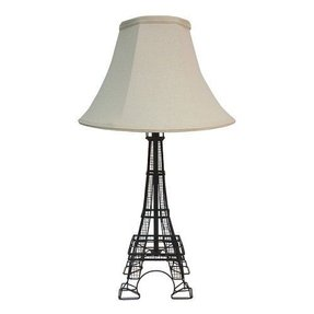 Eiffel tower lamp stand