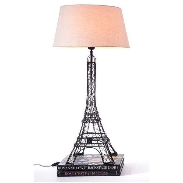 Marvelous Eiffel Tower Lamp