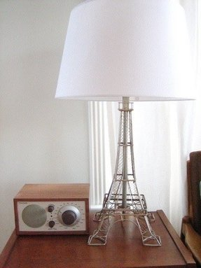 Eiffel tower lamps 3