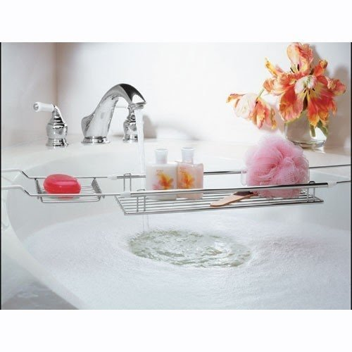 Expandable Bathtub Caddy 9