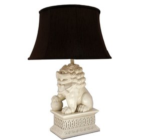 Foo dog lamps 5