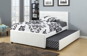 Full size trundle bed 6