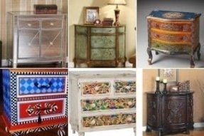 Furniture chests and cabinets