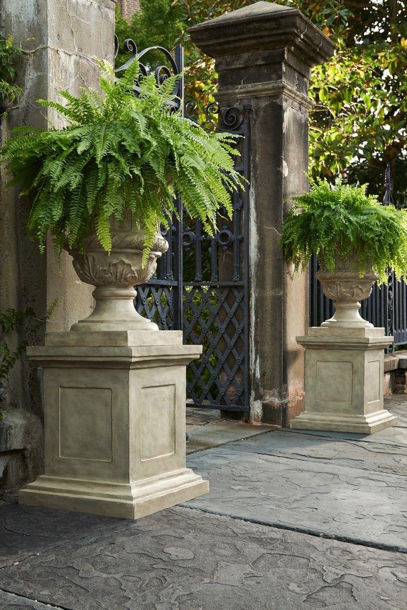 Garden Pedestals And Columns 2