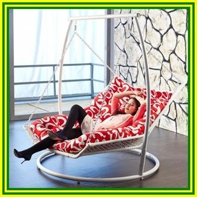 Indoor double chaise 1