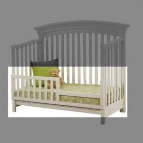 Universal Crib Conversion Rails Ideas On Foter