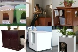 Cat Litter Box Furniture Foter