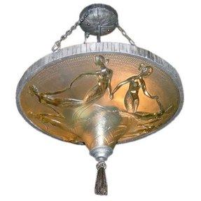 Mermaid Lamp Foter