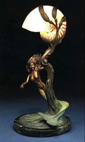 Mermaid Lamp Ideas On Foter